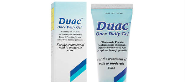 Perscription acne medicine