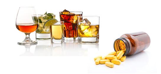 ciscutan alkohol trinken