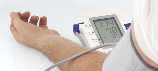Wie erstelle ich eine Blutdrucktabelle? - DrEd