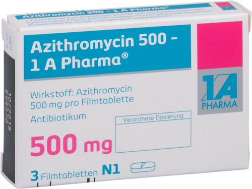 Antibiotika ciprofloxacin chlamydien test