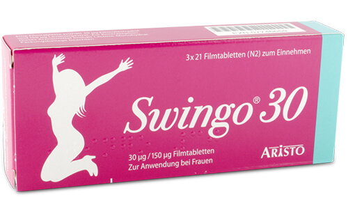 Microgynon Antibabypille - Pille mit Rezept   DrEd