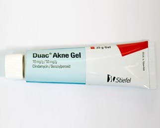 Duac Akne Gel 10mg 25g Tube