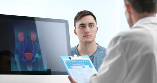 Behandlung einer prostataentzündung