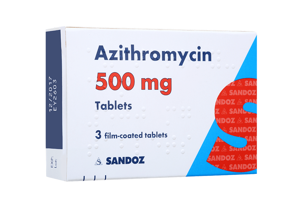 Can azithromycin cure chlamydia