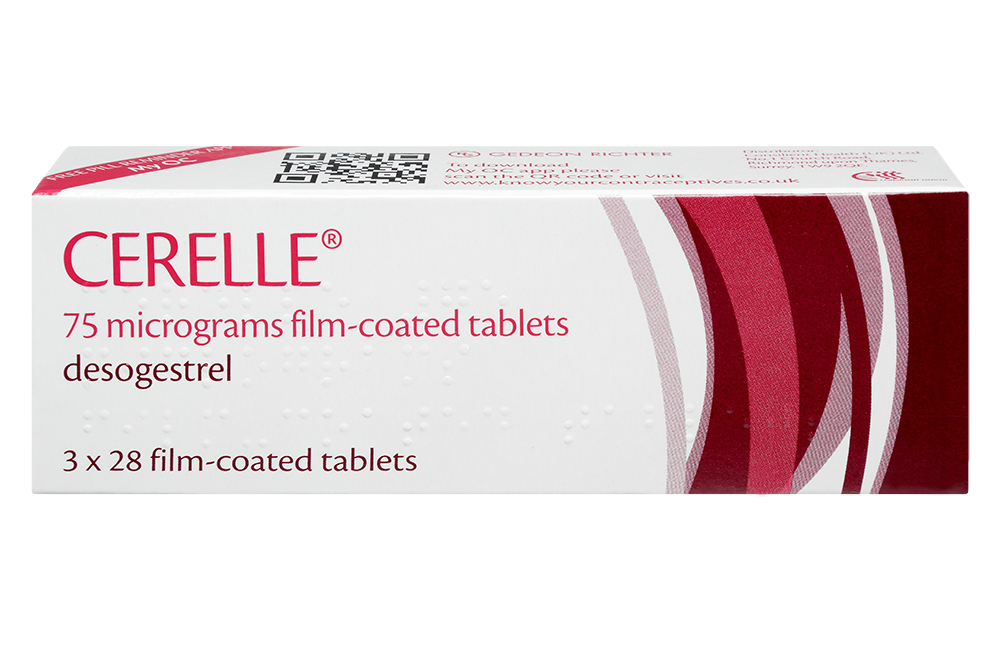 3 month supply of Cerelle