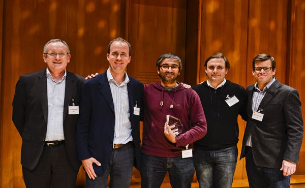 digital health masterclass 2013 winners