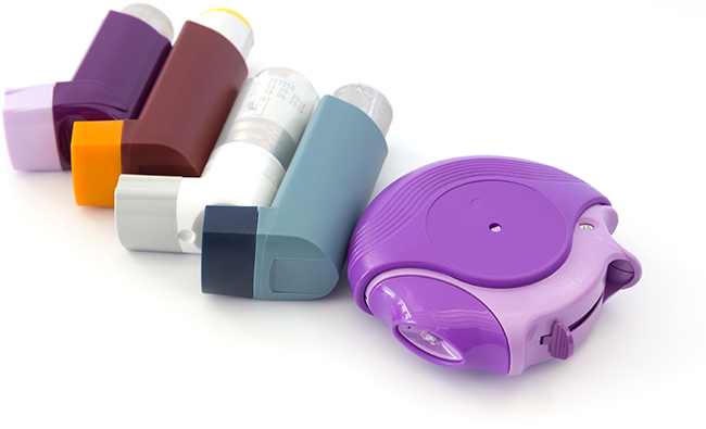 Asthma Inhalers - Different Inhalers And Their Purpose   DrEd