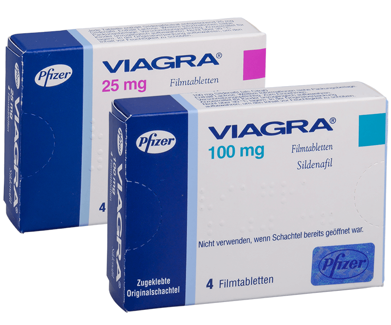 How long does 25mg viagra last